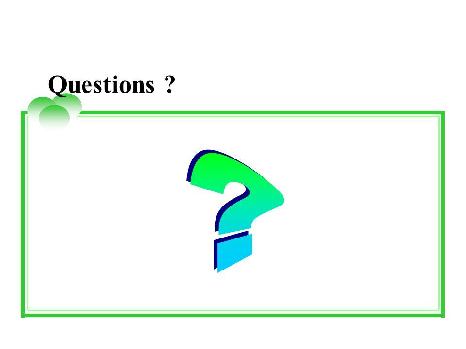 Questions Voilà, ma présentation est terminée, avez-vous des questions [PAGE]